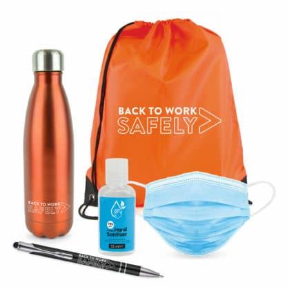 CDBTWKIE Back to Work Kit Premium - Individual Naming